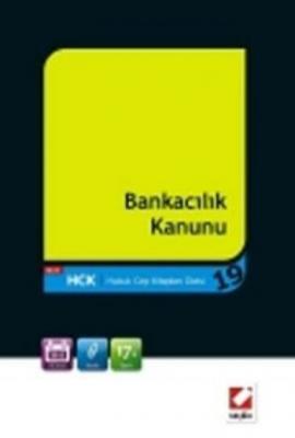 Hukuk Cep Kitapları Dizisi 19 Bankacılık Kanunu