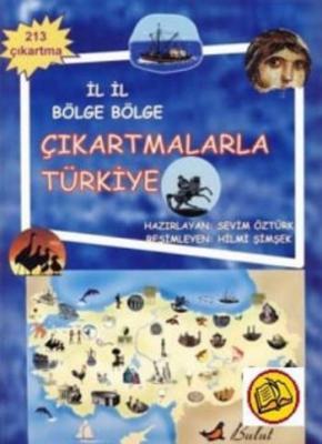 Çıkartmalarla Türkiye,Sevim Öztürk