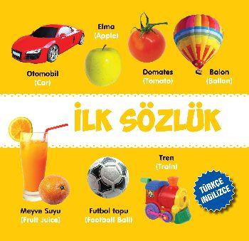 İlk Sözlük Türkçe-İngilizce