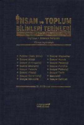 İnsan ve Toplum Bilimleri Terimleri (Ansiklopedik Sosyal Bilimler Sözlüğü)