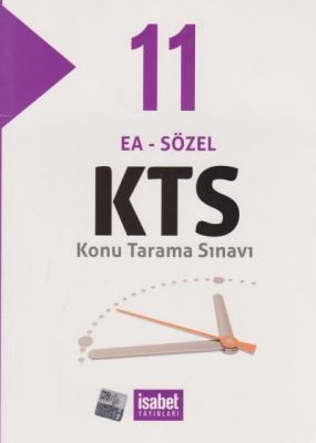 İsabet 11. Sınıf EA-Sözel (KTS) Konu Tarama Sınavı