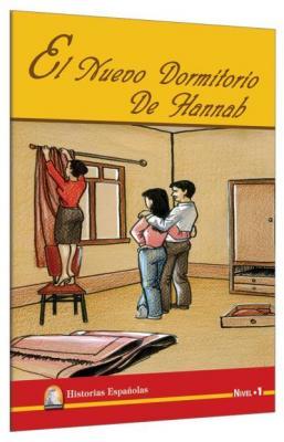 İspanyolca Hikaye El Nuevo Dormitorio De Hannah Nivel 1