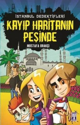 İstanbul Dedektifleri 1 Kayıp Haritanın Peşinde