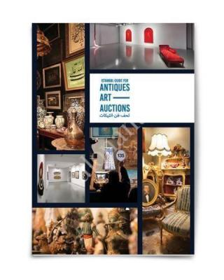 Istanbul Guide For Antiques, Art, Auctions (English, Arabic)