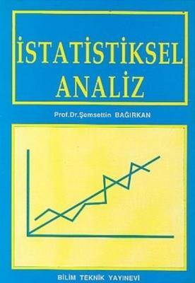 Istatistiksel Analiz Şemsettin Bağırkan