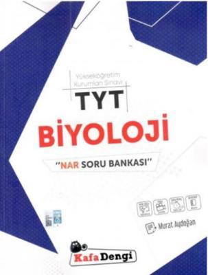 Kafadengi TYT Biyoloji Nar Soru Bankası-YENİ