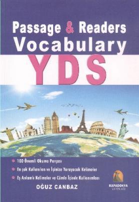 Kapadokya YDS Passage Readers Vocabulary