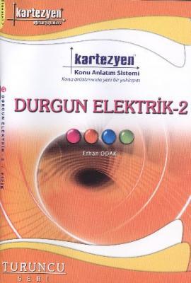 Kartezyen Turuncu Fizik 17 Durgun Elektrik 2