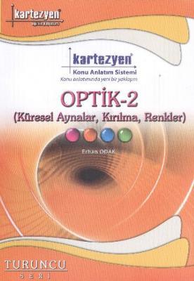 Kartezyen Turuncu Fizik-20 Optik-2 Küresel Aynalar-Kırılma- Renkler