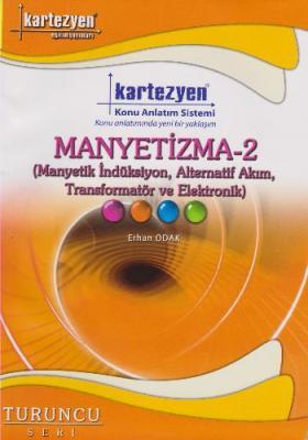 Kartezyen Turuncu Manyetizma-2 Fasikülü 23
