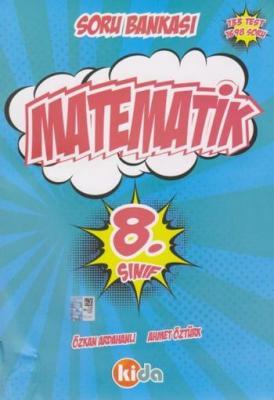 Kida 8. Sınıf Matematik Soru Bankası-YENİ