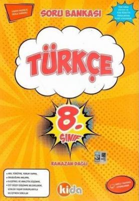 Kida 8. Sınıf Türkçe Soru Bankası-YENİ
