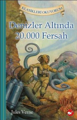 Klasikleri Okuyorum-Denizler Altında 20.000 Fersah