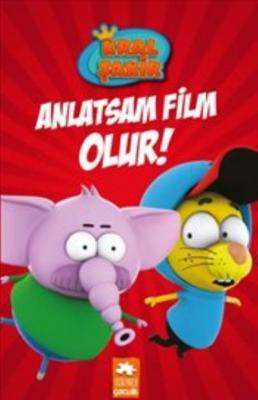 Kral Şakir Anlatsam Film Olur-Ciltli Varol Yaşaroğlu