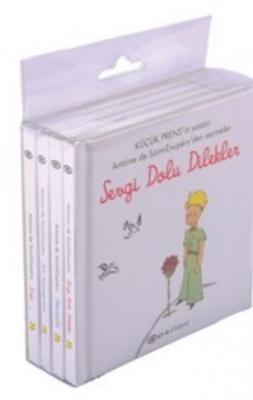 Küçük Prens Hediyelik Kitaplar Set