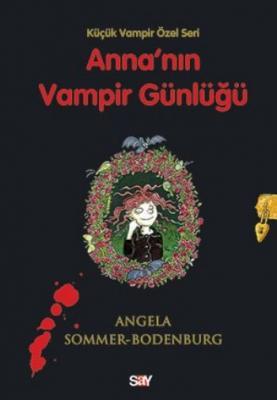 Küçük Vampir Özel Serisi Annanın Vampir Günlüğü Ciltli