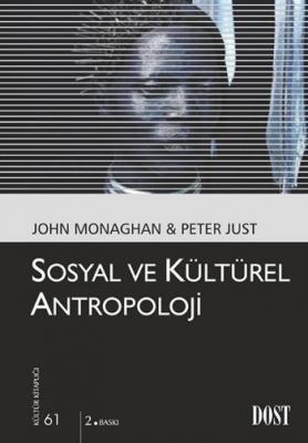Kültür Kitaplığı 061 Sosyal ve Kültürel Antropoloji