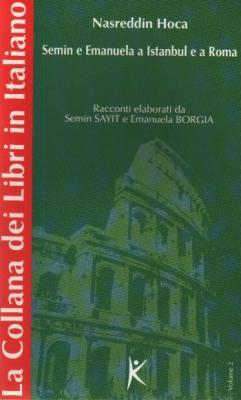 La Collana dei Libri in Italiano Volume-2: Nasreddin Hoca