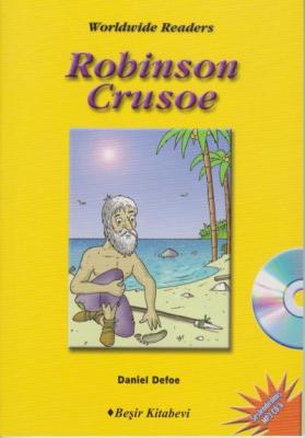 Level-6: Robinson Crusoe (Audio CD'li)