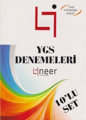 Lineer YGS Denemeleri 10 lu Set