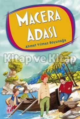 Macera Adası Ahmet Yılmaz Boyunağa