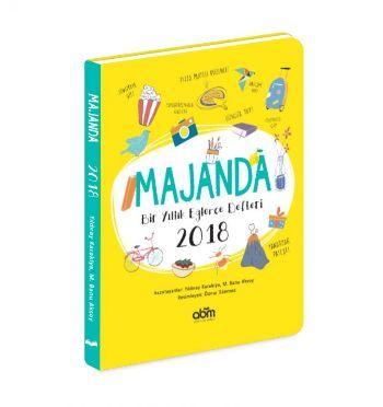 Majanda-Bir Yıllık Eğlence Defteri