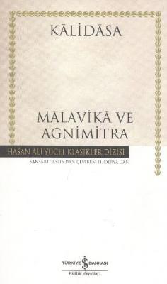 Malavika ve Agnimitra  (K.Kapak)