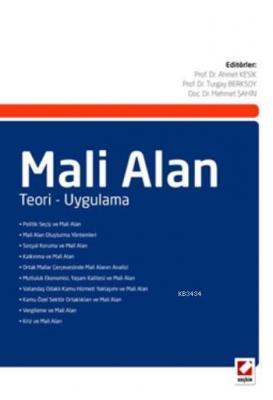 Mali Alan Teori – Uygulama Ahmet Kesik