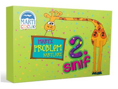 Martı 2. Sınıf Problem Kartları
