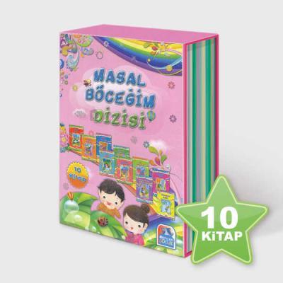 Masal Böceğim Dizisi 10 Kitap