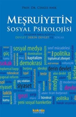Meşruiyetin Sosyal Psikolojisi