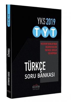 Milenyum YKS-TYT Türkçe Soru Bankası-YENİ Milenyum Yayınları Komisyon