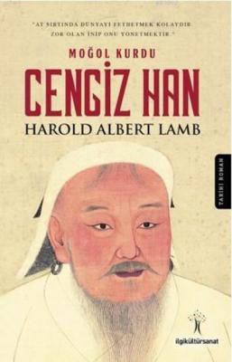 Moğol Kurdu Cengiz Han