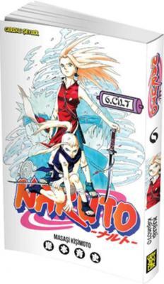 Naruto 06 Sakuranın Kararı