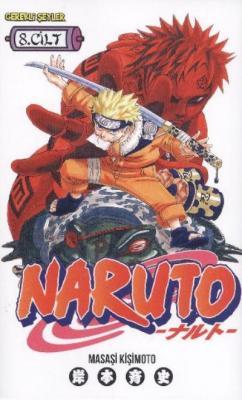 Naruto 08 Canı Pahasına Savaşmak