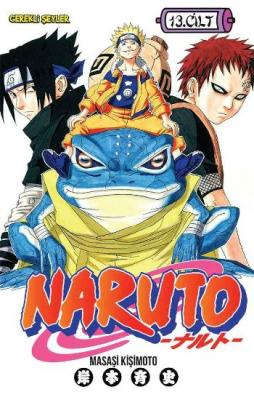 Naruto 13 Çuunin Sınavı Bitiyor