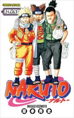 Naruto 21 Afetmeyeceğim