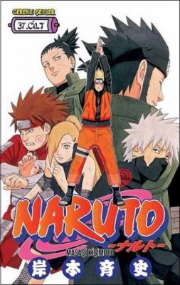 Naruto 37. Cilt