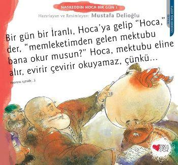 Nasreddin Hoca Bir Gün-1