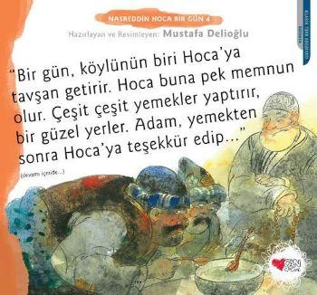 Nasreddin Hoca Bir Gün-4
