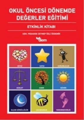 Okul Öncesi Dönemde Değerler Eğitimi - 2 Kitap Takım
