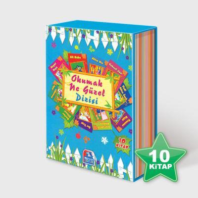 Okumak Ne Güzel Dizisi 10 Kitap