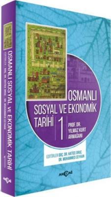 Osmanlı Sosyal ve Ekonomik Tarihi-2 Cilt Takım