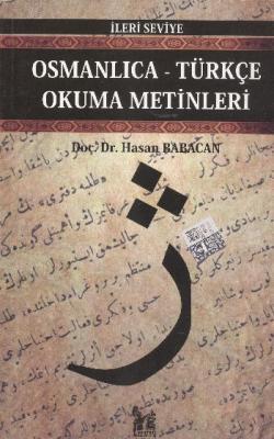 Osmanlıca-Türkçe Okuma Metinleri-30