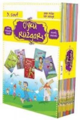 Öykü Rüzgarı 10 Kitap (3. Sınıflar İçin)
