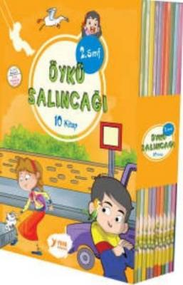 Öykü Salıncağı 10 Kitap (2. Sınıflar İçin)