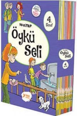 Öykü Seli 10 Kitap (4. Sınıflar İçin) 10 Yaş ve Üzeri