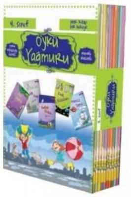 Öykü Yağmuru 10 Kitap (4. Sınıflar İçin)