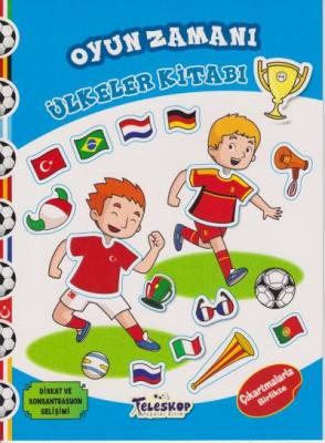Oyun Zamanı - Ülkeler Kitabı