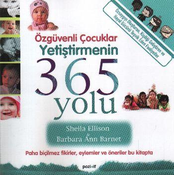 Özgüvenli Çocuklar Yetiştirmenin 365 Yolu Barbara Ann Barnet
